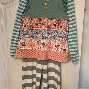 Matilda Jane girls size 8 tunic